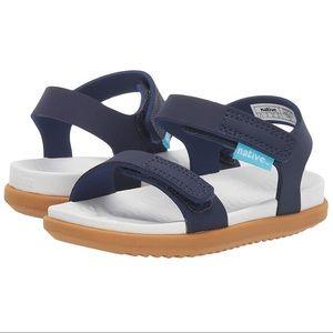 Native Charley Waterproof Flat Vegan Sandal